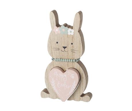Decoratiune Rabbit Heart