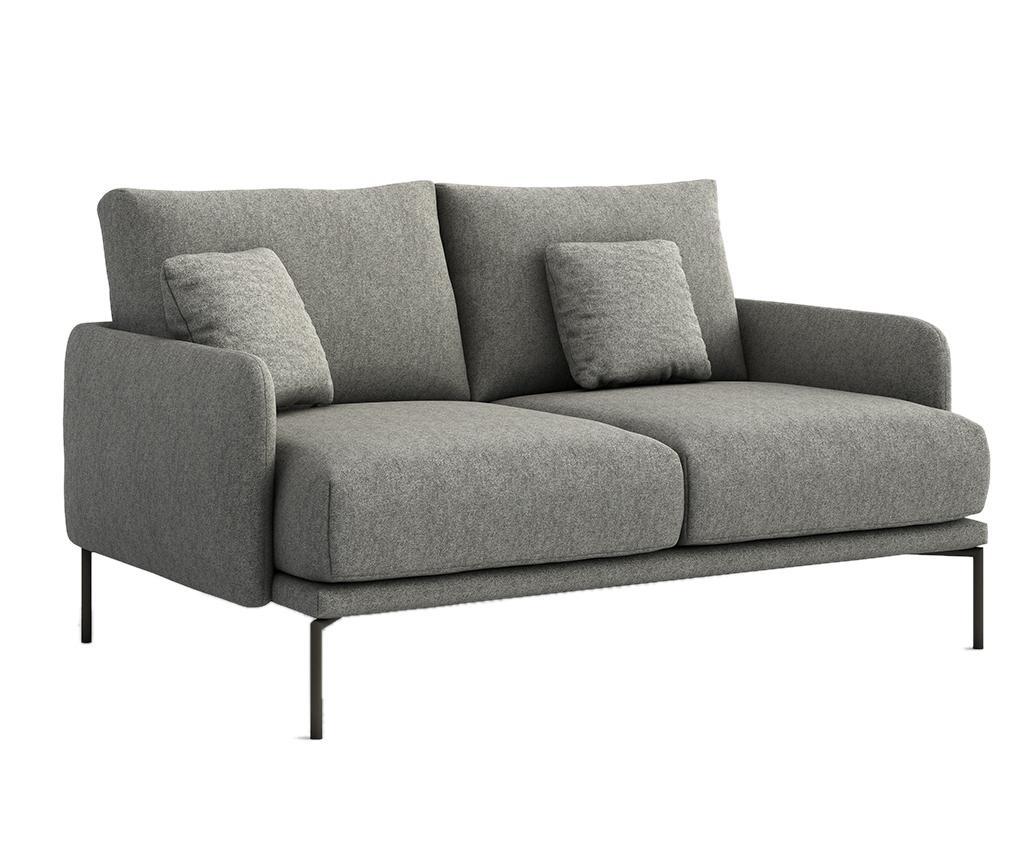 Ines Gusto Grey Kétszemélyes kanapé