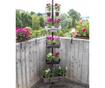 Raztegljivo stojalo za cvetlični lonec Pole