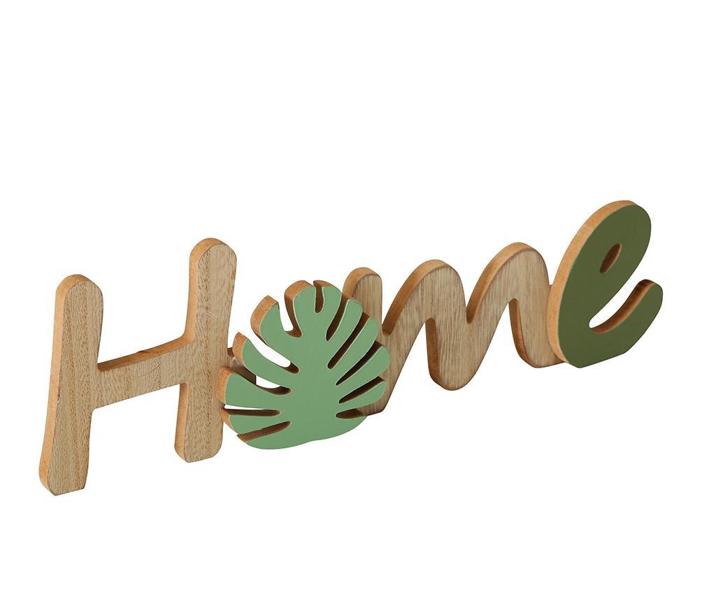 Decoratiune Home Light Dark Green