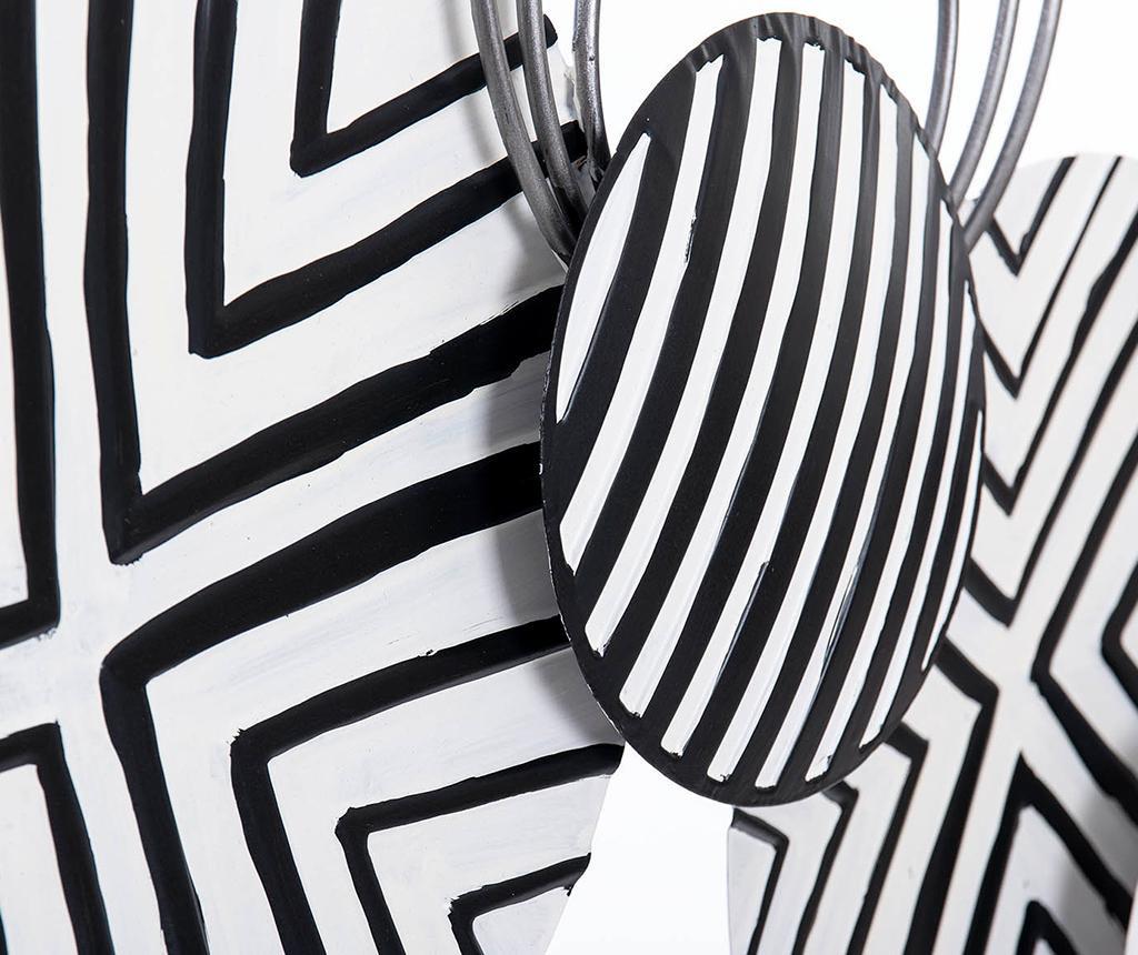 Decoratiune de perete Zebra