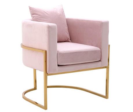 Fotoliu Comfort Pink