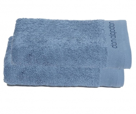 Кърпа за баня Sábana Navy Blue
