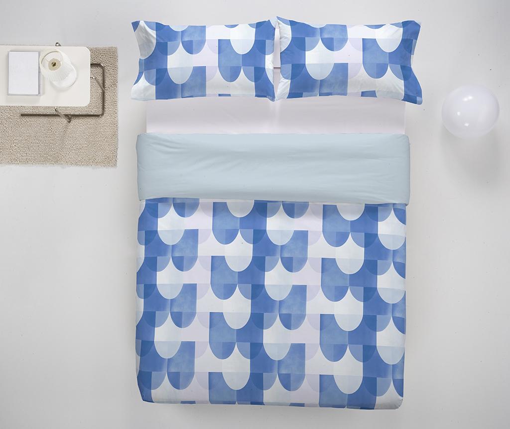 Set de pat Single Tirant  Blue