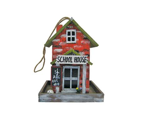 Karmnik dla ptaków School House