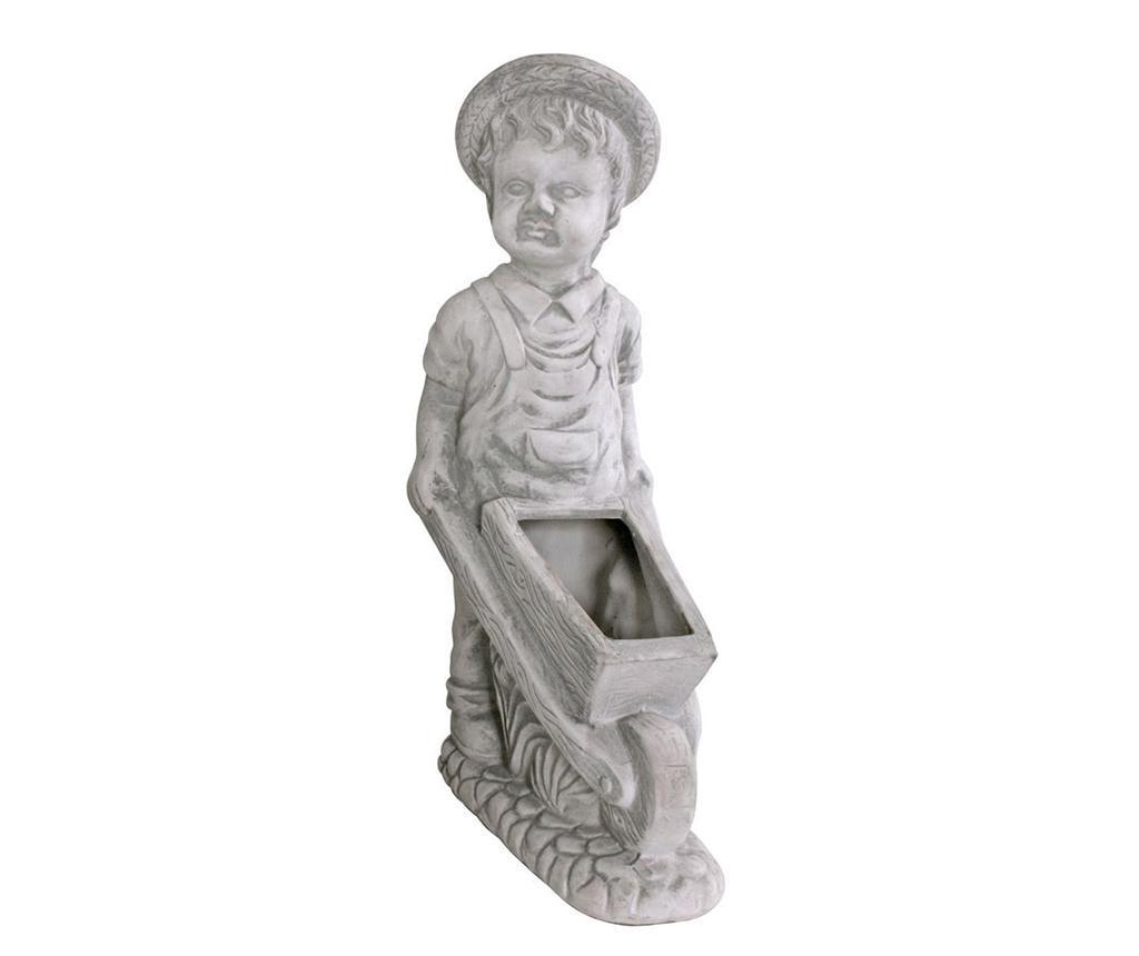 Stojalo za cvetlični lonec Boy With Cart