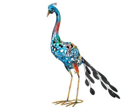 Zewnętrzna dekoracja świetlna Peacock Luca