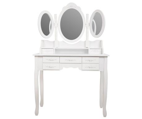 Toaletný stolík Bluette
