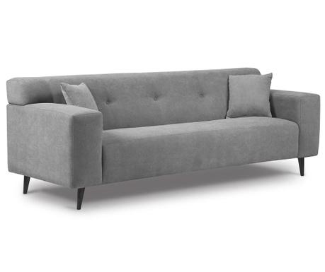 Canapea 3 locuri Samba Grey
