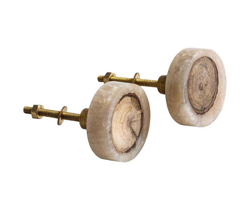 Set 2 gumbov za predal Gocha