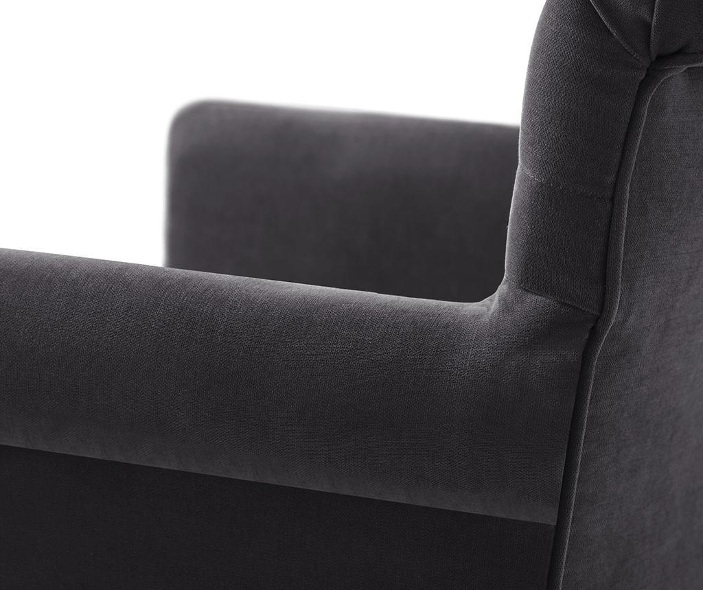Flacon Brown & Dark Grey Szék