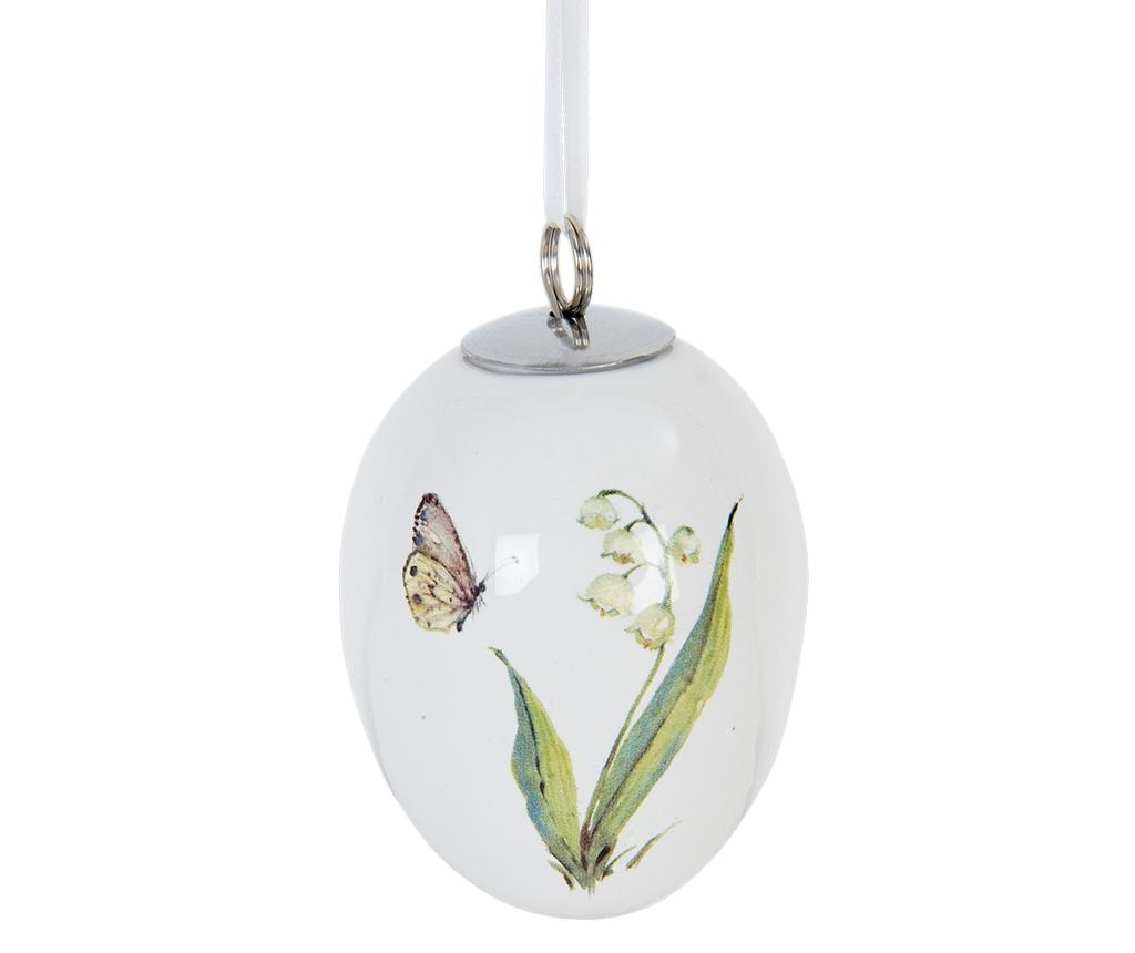 Decoratiune suspendabila Butterfly Flower
