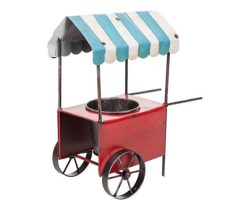Obal na květináč Vintage Cart