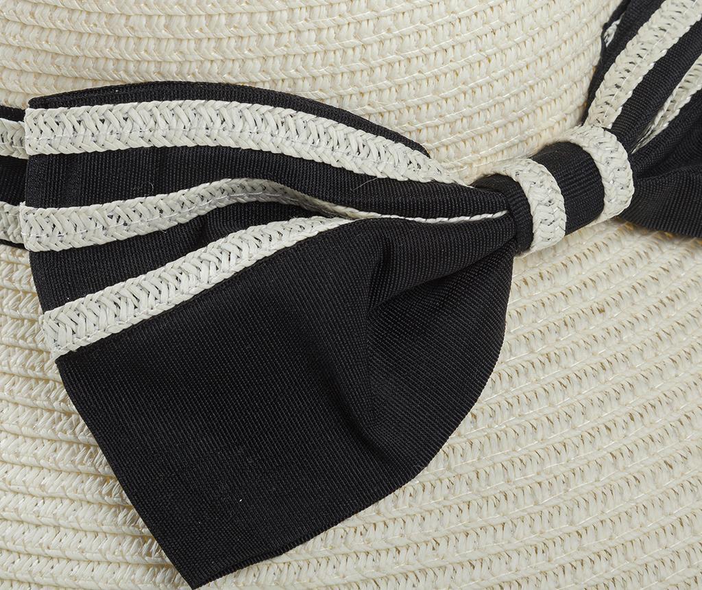Ženski šešir Classy Bow Creamy White