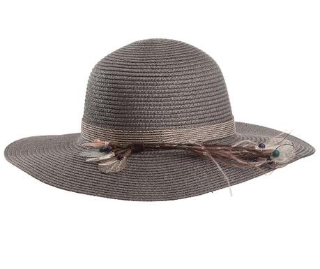 Дамска шапка Garden Feathers Grey