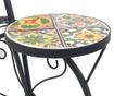 Stojan na květináče Mosaic Tiles Multi