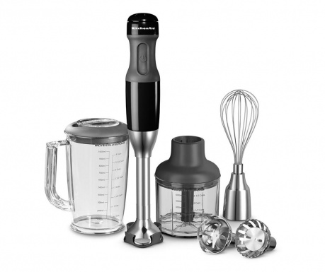 Zvislý mixér KitchenAid Artisan Black