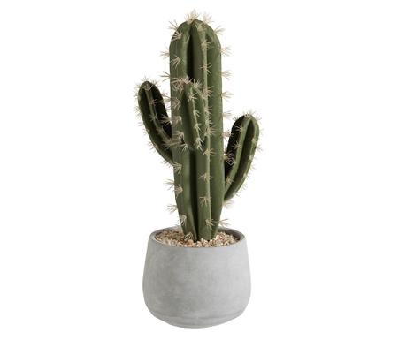 Sztuczna roślina w doniczce Succulent