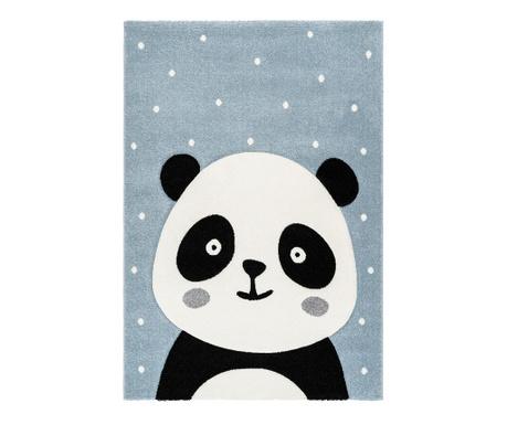 Χαλί Sweetheart Panda Blue