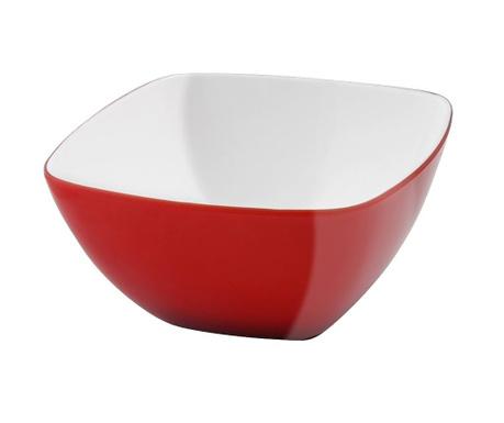 Livio Pure Red Mély tál 400 ml