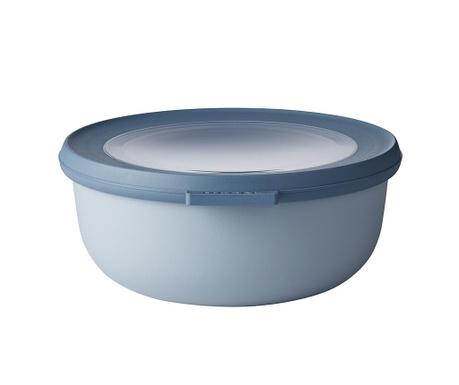 Caserola cu capac Circula Nordic Blue 700 ml