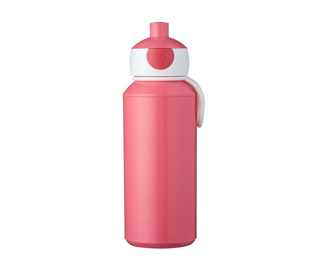 Sticla sport Pop-up Pink 400 ml