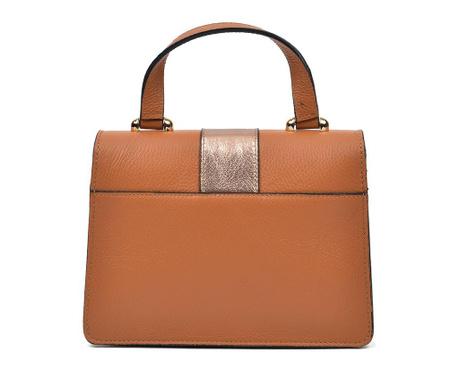 Τσάντα Paula Cognac