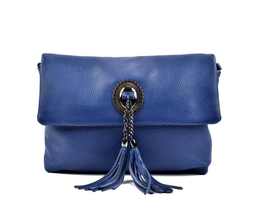 Geanta plic Philis Blue