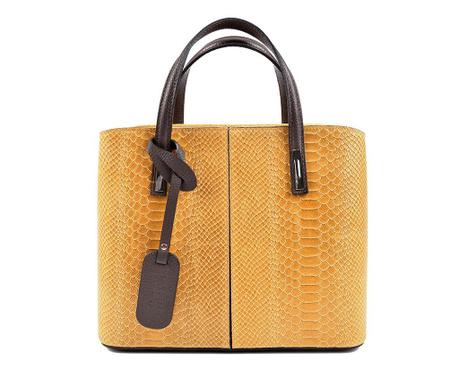 Τσάντα Brynn Cognac