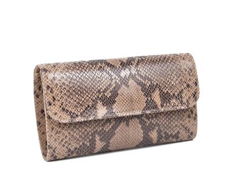 Tσάντα clutch Lizette Fango