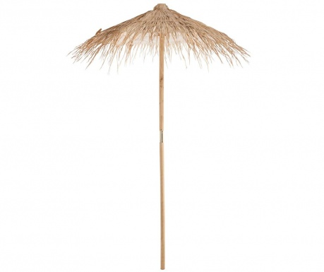 Parasolka dekoracyjna Straw Natural S