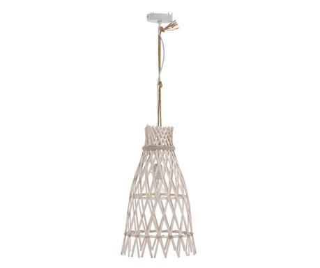 Lampa sufitowa Ibiza Bamboo White