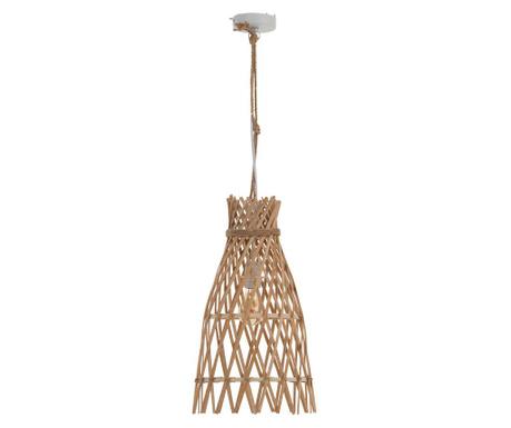 Lampa sufitowa Ibiza Bamboo Cream