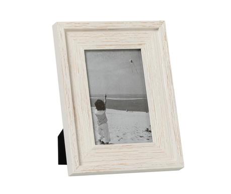 Ramka foto Seaside Rectangular White