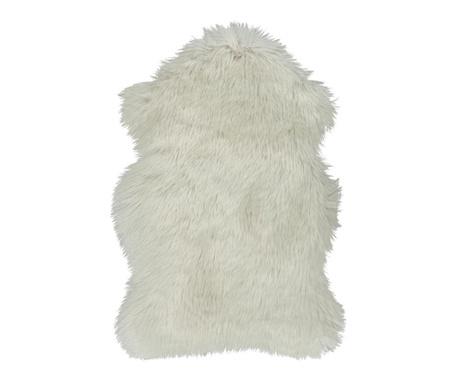 Χαλί Snowy White 60x180 cm