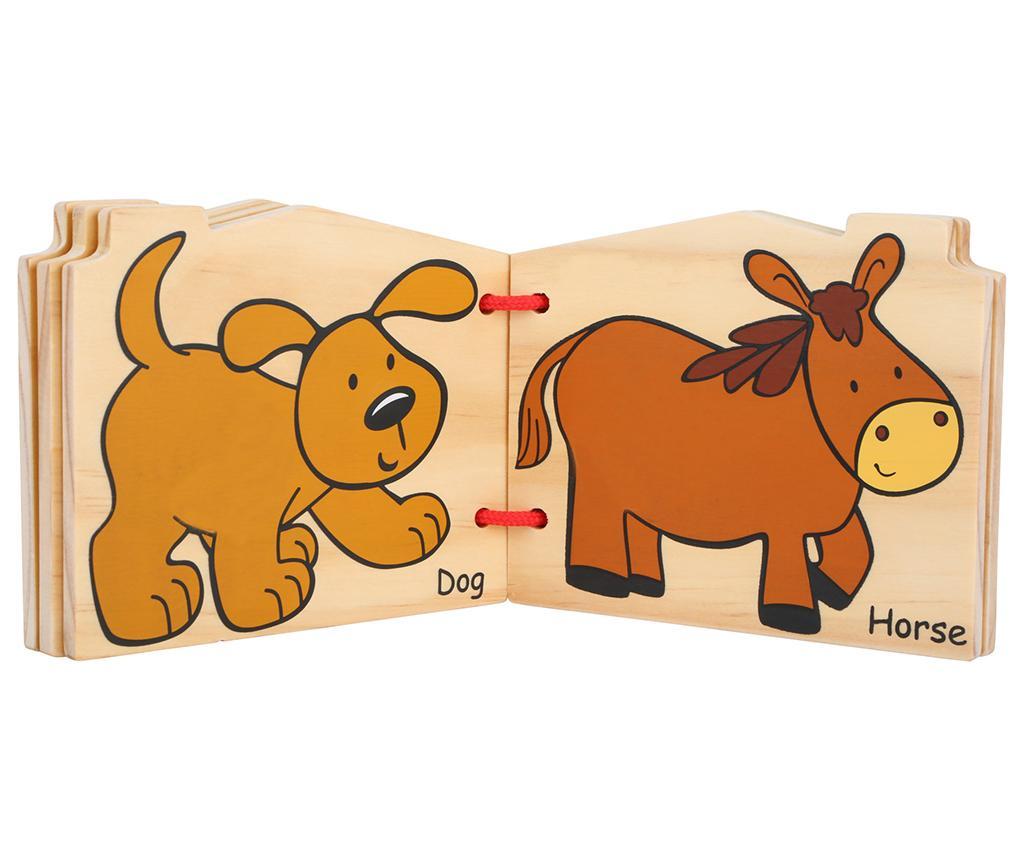 Carte pentru copii Farm