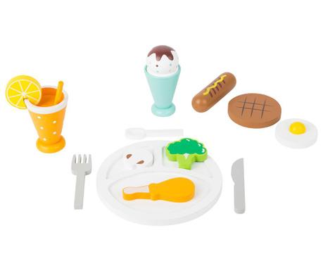 Set alimente de jucarie 14 piese Lunch Break