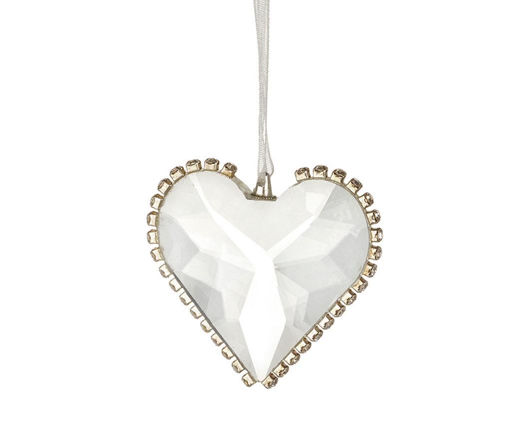 Heart Diamond Felfüggeszthető dekoráció
