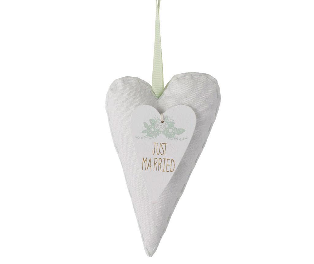 Decoratiune suspendabila Just Married