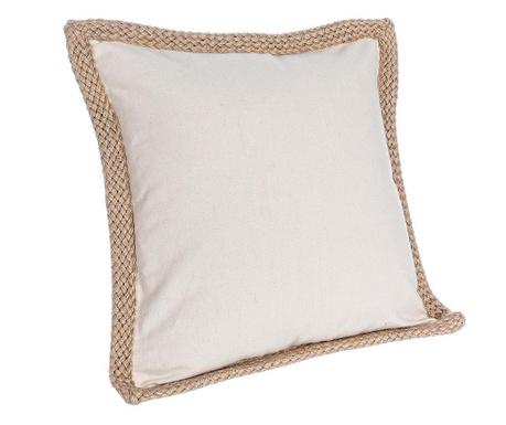 Poduszka dekoracyjna Desert White 40x40 cm