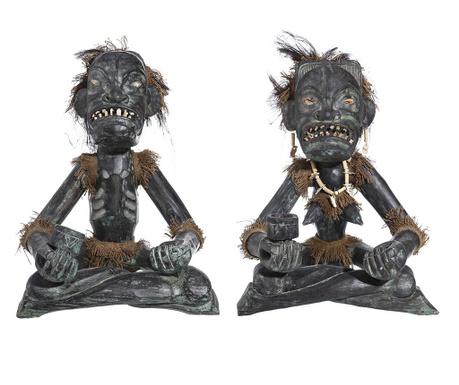 Комплект 2 декорации Afrikans