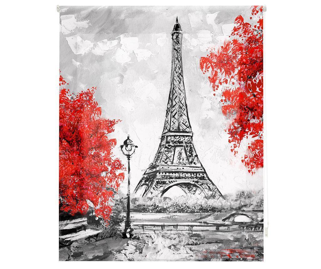 Fotoroleta Eiffel Tower 100x250 cm
