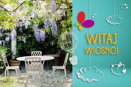 Witaj Wiosno: Wiosenny ogród