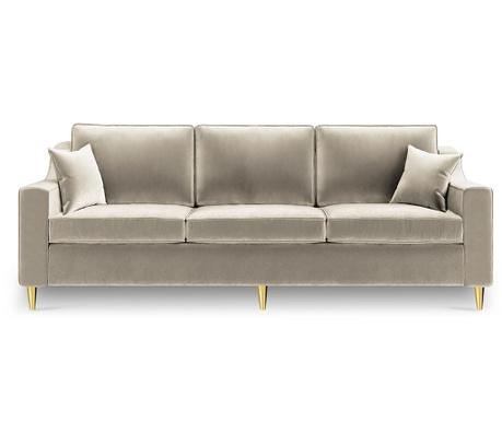 Kauč trosjed na razvlačenje Marigold Beige