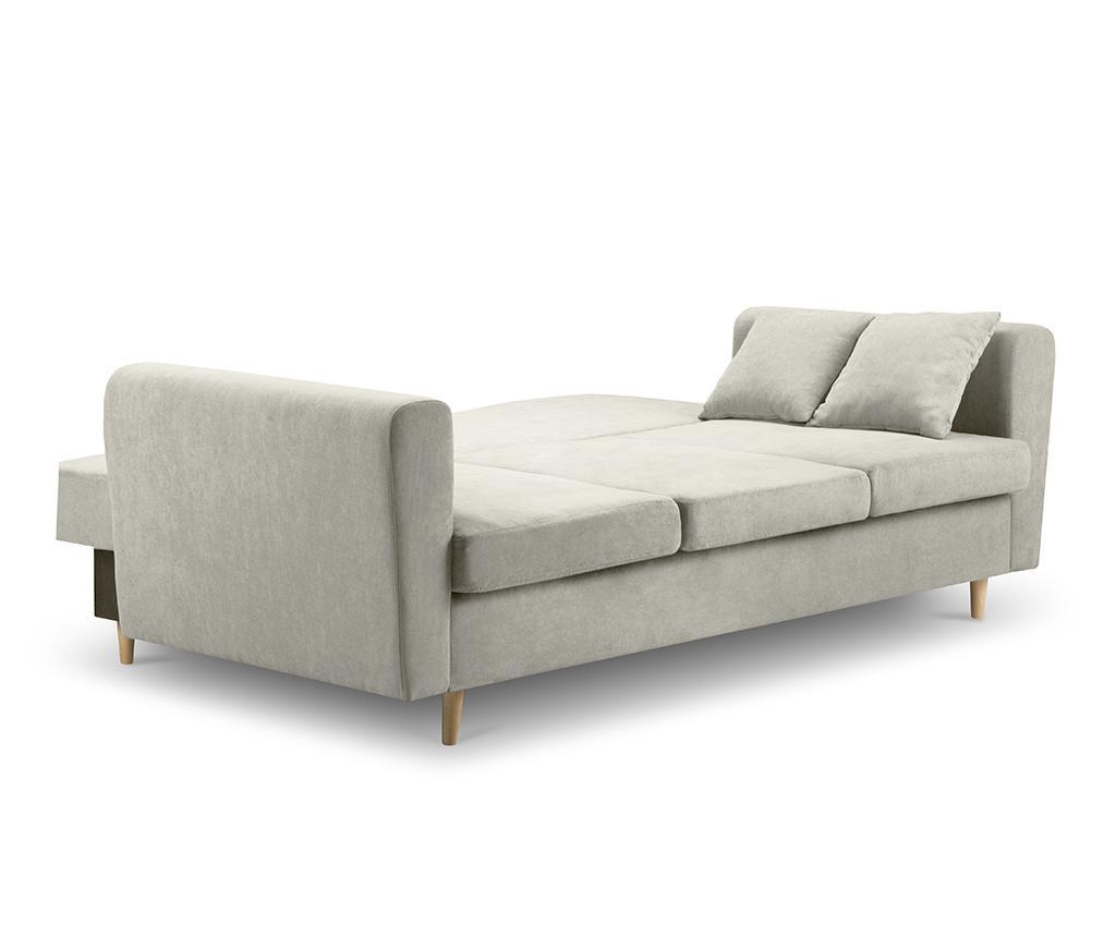 Canapea extensibila 3 locuri Highlife Beige
