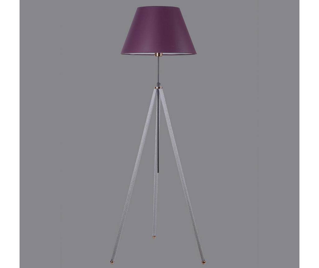 Contemporary Purple Állólámpa