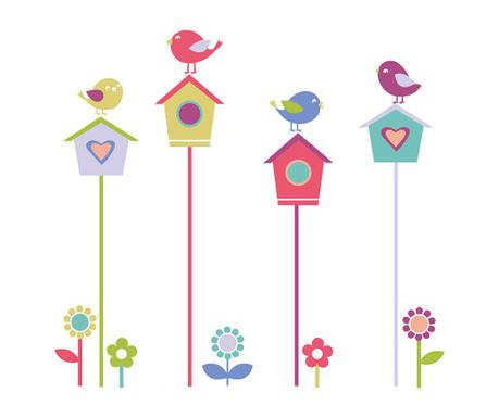 Bird House Matrica