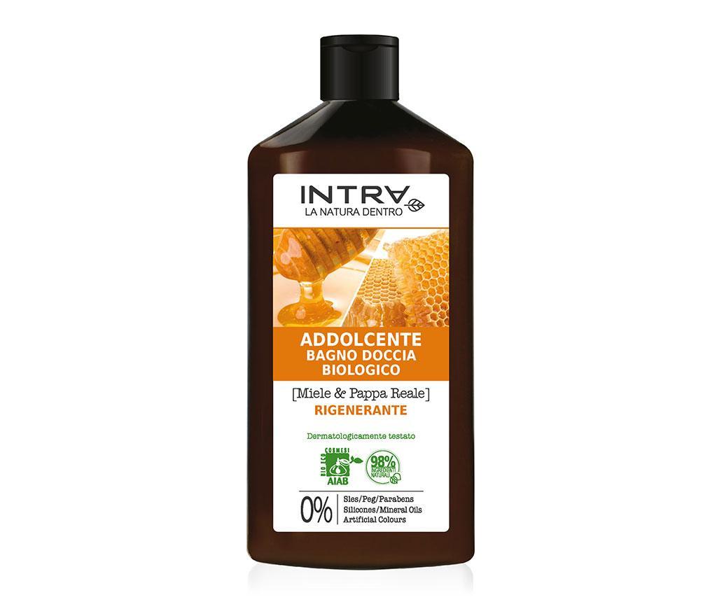 Organski gel za tuširanje Regerating Honey&Royal Jelly 400 ml