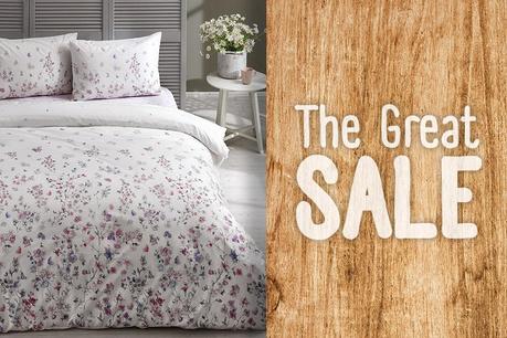 The Great Sale: Tekstylia