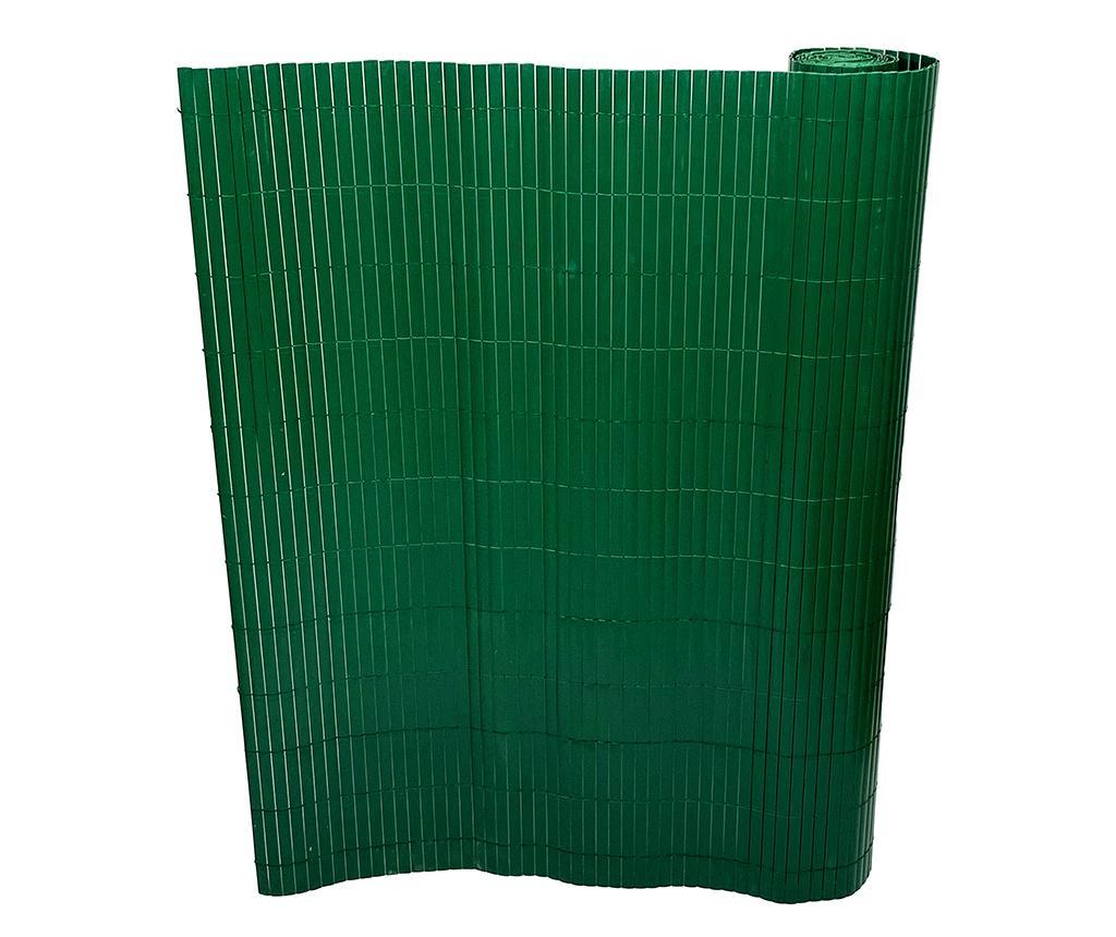 Pregrada Bamboo Fold Green 120x300 cm